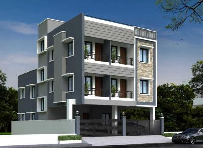 Gallery Cover Image of 492 Sq.ft 1 BHK Apartment for buy in Selaiyur for 2400000