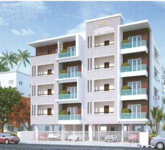 Gallery Cover Image of 1080 Sq.ft 2 BHK Apartment for buy in Kaggadasapura for 5000000