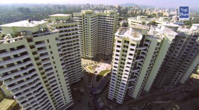 Gallery Cover Image of 935 Sq.ft 2 BHK Apartment for buy in Ajmera Yogi Dham, Kalyan West for 6500000