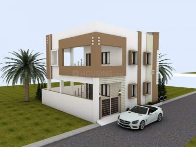 Gallery Cover Image of 550 Sq.ft 1 BHK Independent House for buy in Karamadai for 1600000