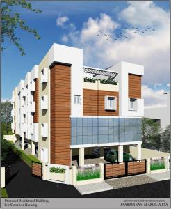 Gallery Cover Image of 1330 Sq.ft 3 BHK Apartment for buy in Sholinganallur for 9000000