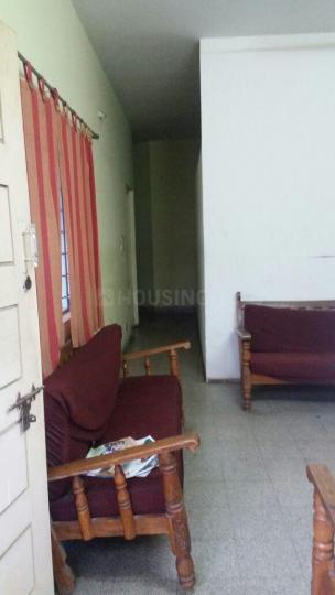 शांति नगर में वीटा पीजी में लिविंग रूम की तस्वीर