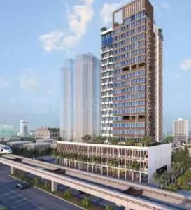 Gallery Cover Image of 1200 Sq.ft 3 BHK Apartment for buy in Dosti P180, Shilphata for 9000000