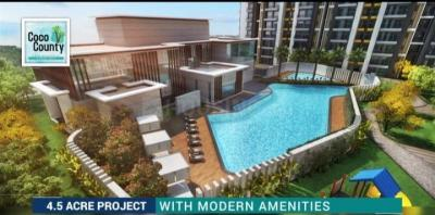 Gallery Cover Image of 1152 Sq.ft 3 BHK Apartment for buy in ABA Coco County, Noida Extension for 4800000