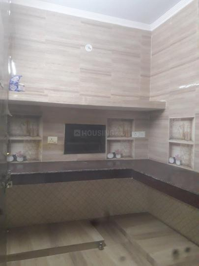Kitchen Image of 1025 Sq.ft 1 BHK Independent Floor for rent in Sector 12 for 13000