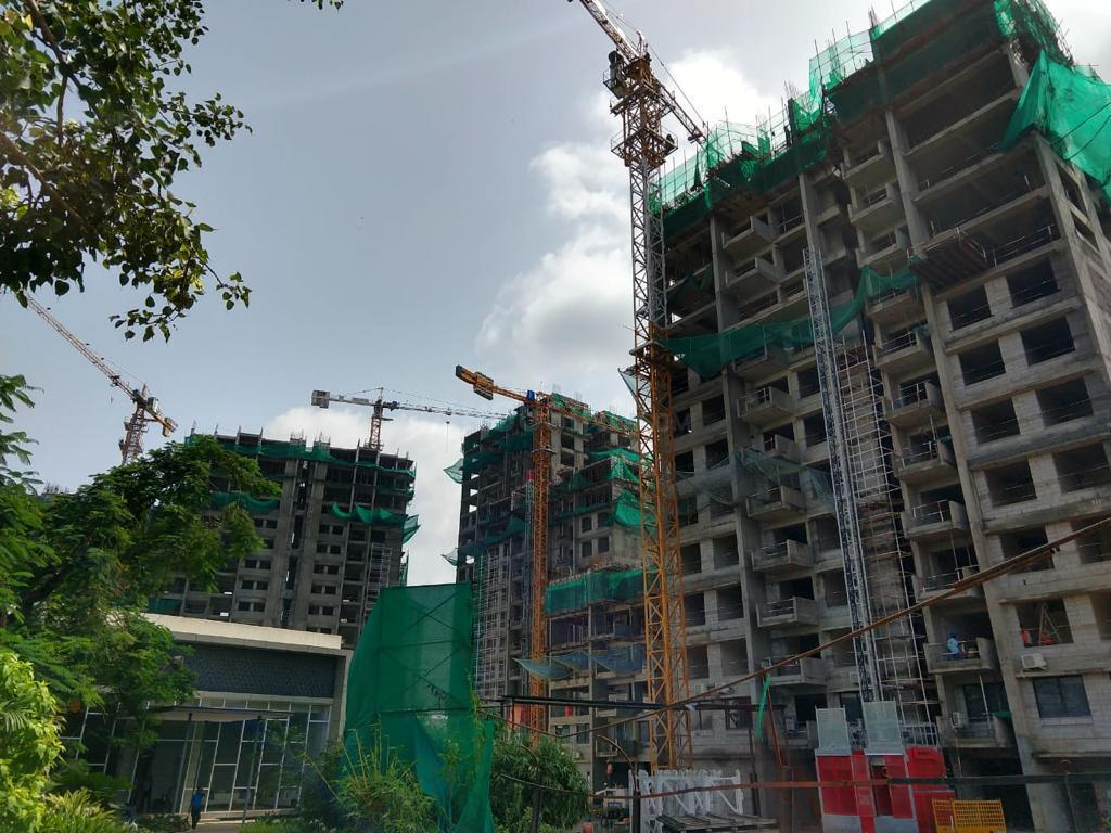 Building Image of 1762 Sq.ft 3 BHK Apartment for buy in Powai for 33000000