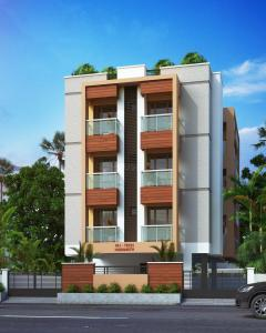 Gallery Cover Image of 1255 Sq.ft 3 BHK Apartment for buy in KK Nagar for 16315000