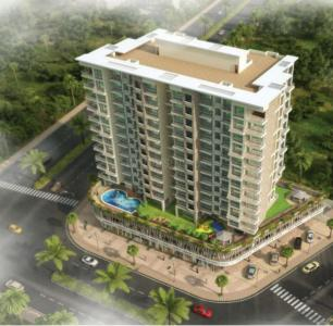 Gallery Cover Image of 725 Sq.ft 1 BHK Apartment for buy in Sadguru Universal, Greater Khanda for 6800000