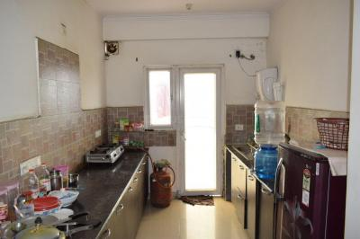 Kitchen Image of Aman PG in Rajendra Nagar