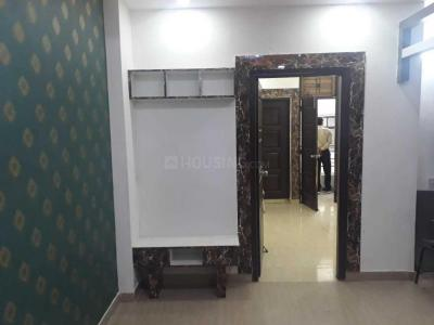 Gallery Cover Image of 650 Sq.ft 1 BHK Independent Floor for buy in Niti Khand for 2850000