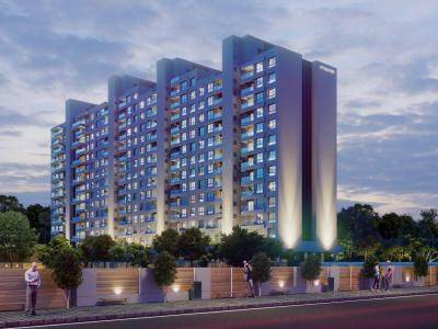 Gallery Cover Image of 1023 Sq.ft 2 BHK Apartment for buy in VTP Solitaire Phase 1 A B, Pashan for 8601274