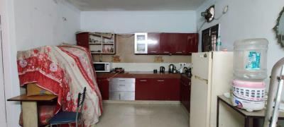 Kitchen Image of Saini PG in Vasant Kunj