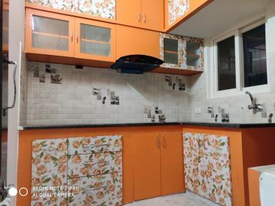 Kitchen Image of Sm Harmony Residency in Kothaguda