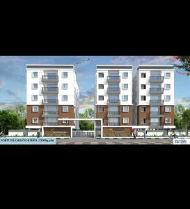 Gallery Cover Image of 1568 Sq.ft 3 BHK Apartment for buy in Fortune Hummingbird, Puppalaguda for 8610400