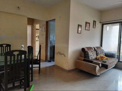 Gallery Cover Image of 1200 Sq.ft 2 BHK Apartment for rent in Rustomjee Avenue I, Virar West for 12000