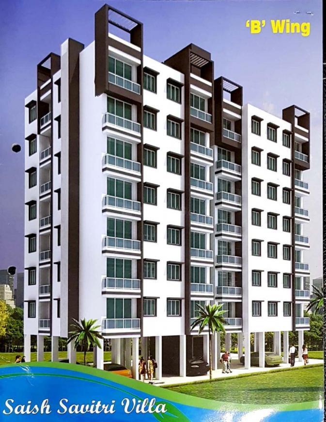 Building Image of 505 Sq.ft 1 RK Apartment for buy in Dombivli West for 3300000