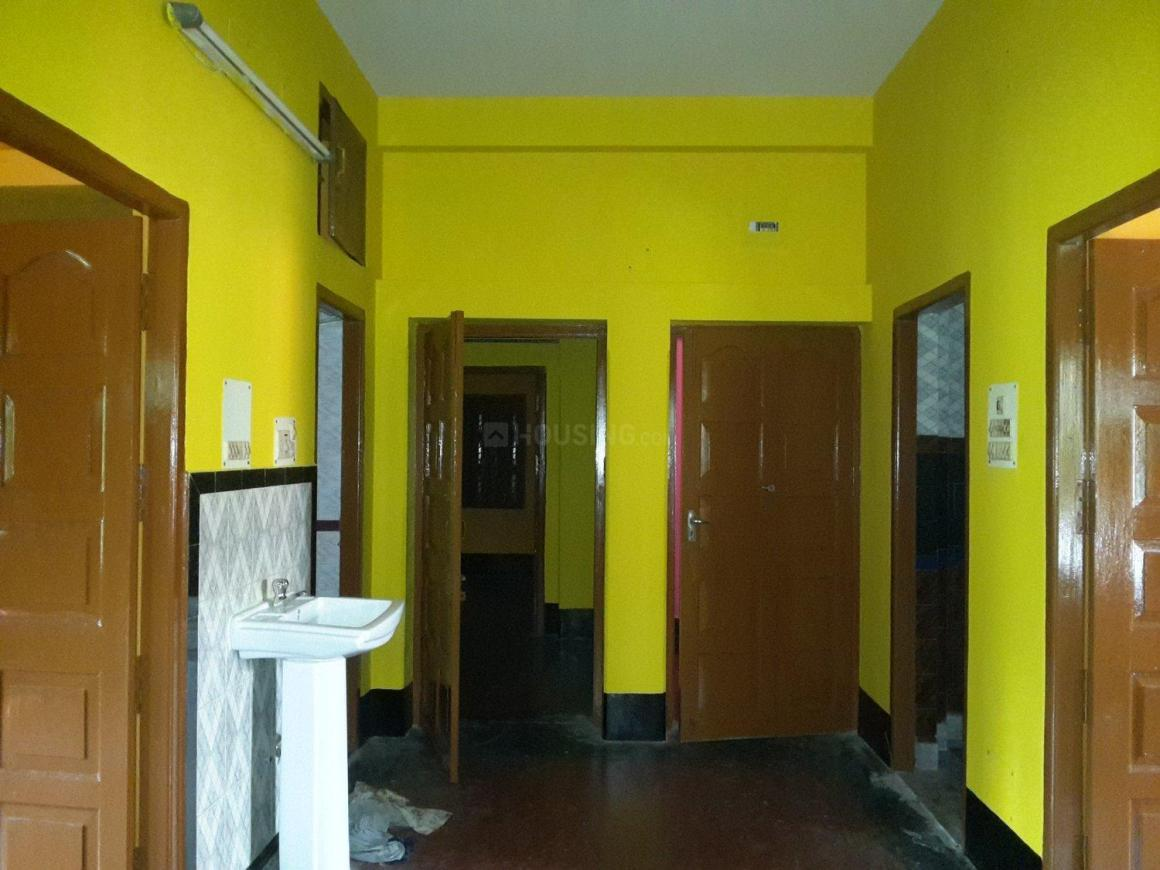 Living Room Image of 1280 Sq.ft 3 BHK Independent House for rent in Thakurpukur for 12000