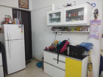 Kitchen Image of Soumi PG in Koregaon Park