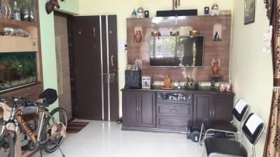Gallery Cover Image of 600 Sq.ft 1 RK Apartment for buy in Ghodbander for 5500000