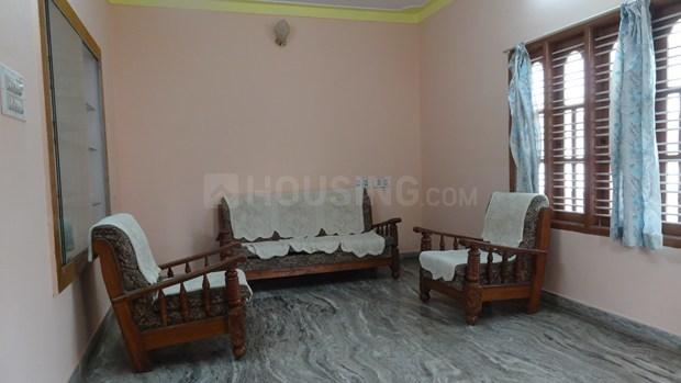 Living Room Image of 696 Sq.ft 2 BHK Apartment for rent in Beliaghata for 11000