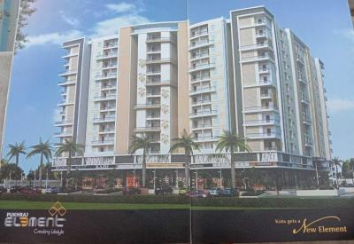 Gallery Cover Image of 1570 Sq.ft 3 BHK Apartment for buy in Talwandi for 7156000