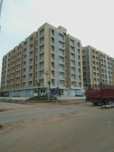 Gallery Cover Image of 667 Sq.ft 1 BHK Apartment for rent in Chandkheda for 8000