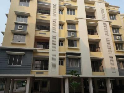 Gallery Cover Image of 442 Sq.ft 1 BHK Apartment for rent in Narendrapur for 10000