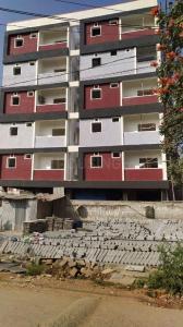 Gallery Cover Image of 700 Sq.ft 1 BHK Apartment for buy in Ramachandra Puram for 1800000