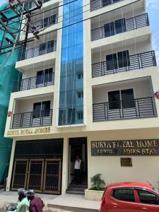 Building Image of Surya Royal Homes Luxury Ladies Stay PG in Nagavara