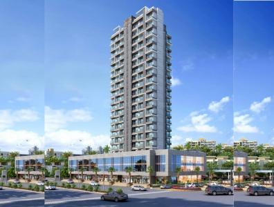 Gallery Cover Image of 1135 Sq.ft 2 BHK Apartment for buy in Sai Plaza, Bhayandar East for 9045879