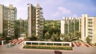 Gallery Cover Image of 350 Sq.ft 1 BHK Apartment for buy in Sector 110A for 800000