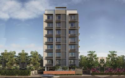 Gallery Cover Image of 2500 Sq.ft 3 BHK Apartment for buy in Amphi Ivory 3 Bedroom Homes, Navrangpura for 15499997