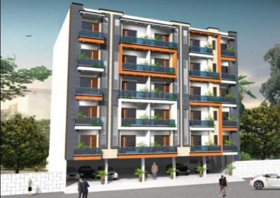 Gallery Cover Image of 450 Sq.ft 1 BHK Apartment for buy in Mehrauli for 1700000