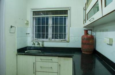 Kitchen Image of Premier Residency 204 in Begumpet