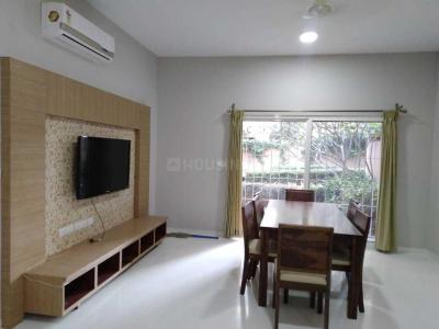 Gallery Cover Image of 3500 Sq.ft 3 BHK Villa for rent in Thanisandra for 100000