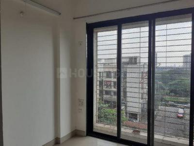 Gallery Cover Image of 850 Sq.ft 1 BHK Apartment for rent in Progressive Crown, Kopar Khairane for 36000