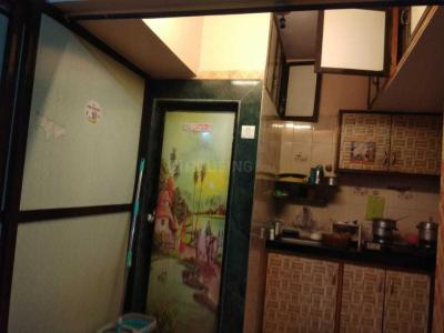 Kitchen Image of New Sangam Bilding in Andheri West