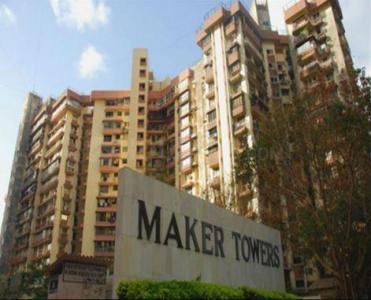 Gallery Cover Image of 1450 Sq.ft 3 BHK Apartment for buy in Maker Tower, Cuffe Parade for 120000000