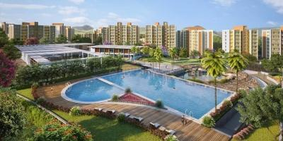 Gallery Cover Image of 645 Sq.ft 1 BHK Apartment for buy in Puraniks City Sector 1, Neral for 1800000
