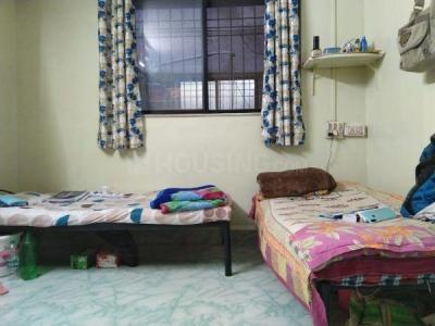 Bedroom Image of No Brokerage! PG Accommodation For Girl Students/working Women Near Sp College in Sadashiv Peth