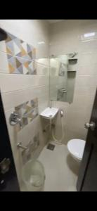 Bathroom Image of Available For Male & Female , Single & Double Sharing Room In Mahim West in Mahim