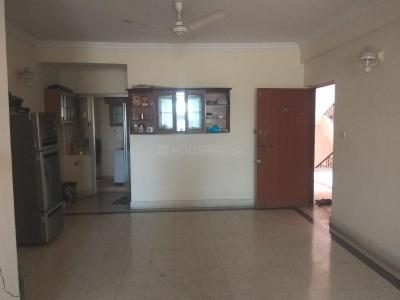 Gallery Cover Image of 1600 Sq.ft 3 BHK Apartment for rent in Domlur Layout for 47000