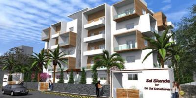 Gallery Cover Image of 1230 Sq.ft 2 BHK Apartment for buy in Sai Skanda, JP Nagar for 6271000