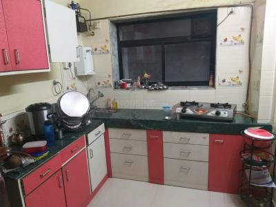 Gallery Cover Image of 580 Sq.ft 1 BHK Independent Floor for rent in Thane West for 18500