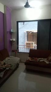 Gallery Cover Image of 580 Sq.ft 1 BHK Apartment for rent in Ghansoli for 16000