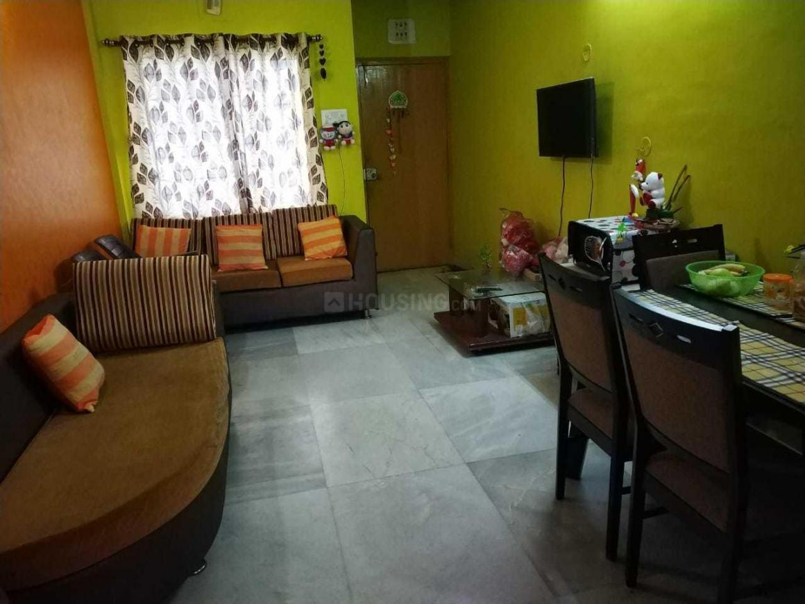 Living Room Image of 925 Sq.ft 2 BHK Independent Floor for rent in Behala for 16000