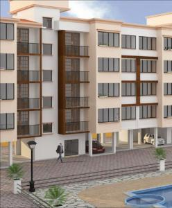 Gallery Cover Image of 939 Sq.ft 2 BHK Apartment for buy in Alcon Sereno, Salcete for 6905000