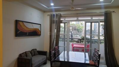 Living Room Image of Blue Dawn Suites in Madhapur