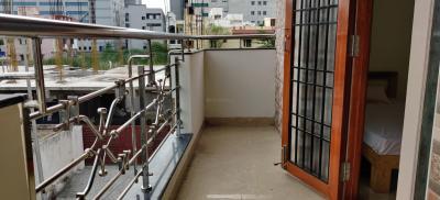 Balcony Image of Mohan Nest in Thoraipakkam