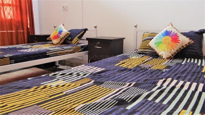 Bedroom Image of Bunkin Hostel And PG in Kalkaji